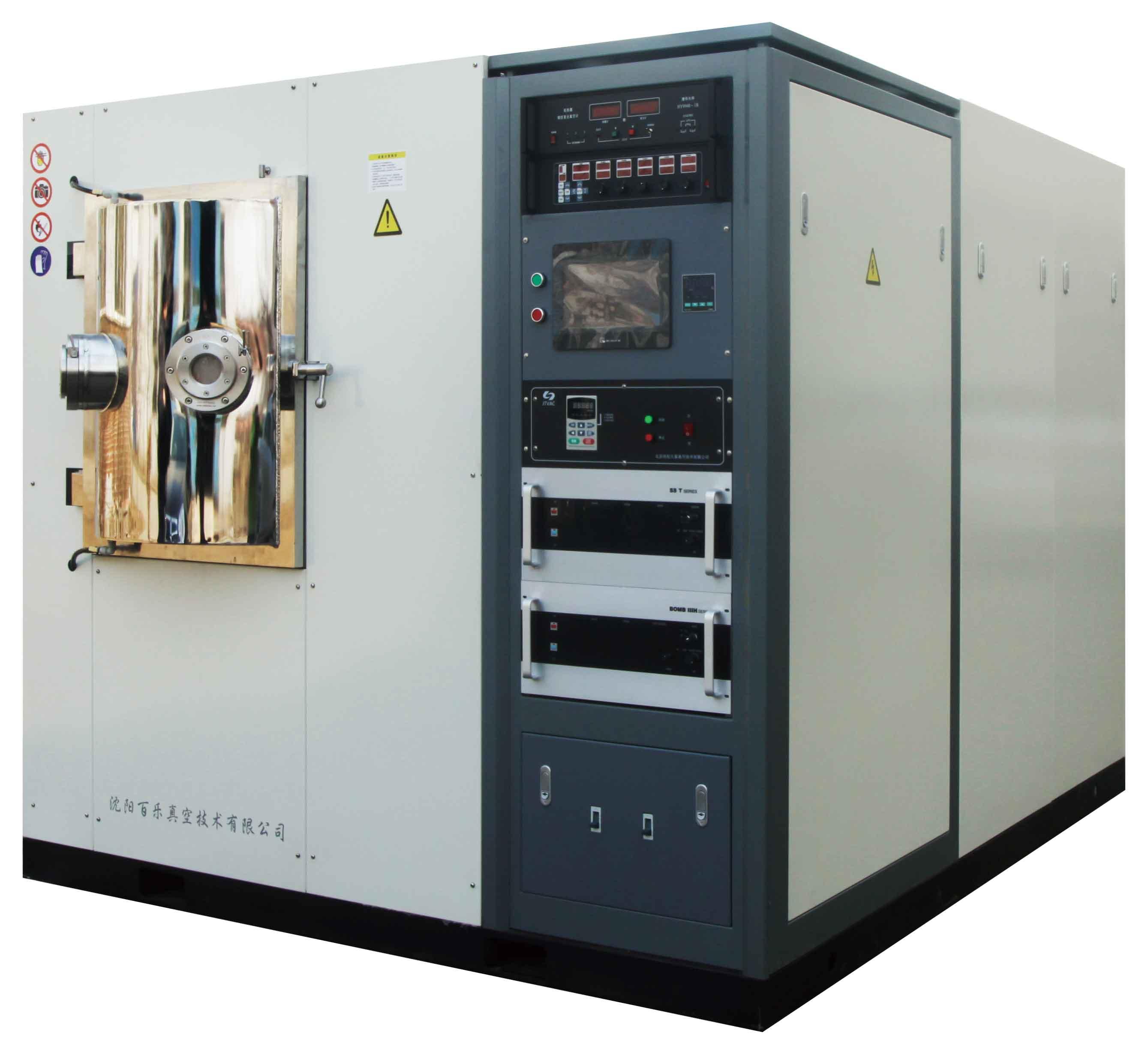 PVD-6570磁控濺射刀片鍍膜機